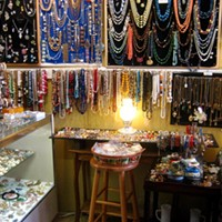 Passion for antiques: Antiques On Main