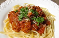 Ultimate Spaghetti Sauce