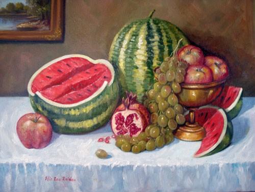 """""""Pastique et Pomme"""" by Elie Bou Zeidan"""
