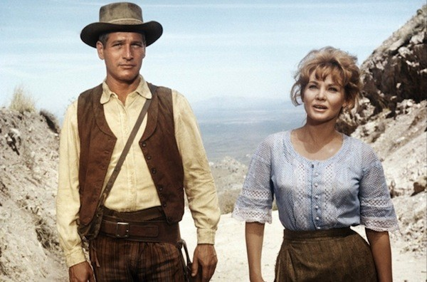 Paul Newman and Diane Cilento in Hombre (Photo: Twilight Time)