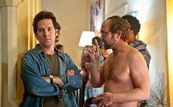 UNIVERSAL - Paul Rudd and Joe Lo Truglio in Wanderlust