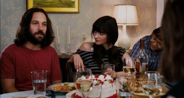 Paul Rudd, Zooey Deschanel and Rashida Jones in Our Idiot Brother (Photo: Anchor Bay & The Weinstein Co.)