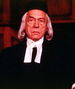 FOX - Paul Scofield in The Crucible