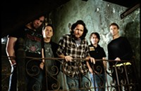 Pearl Jam at Time Warner Cable Arena tonight (10/30/2013)