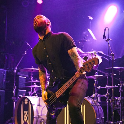Periphery @ The Fillmore, 1/11/15