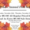 Petal hosts annual sale