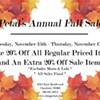 Petal hosts annual sale