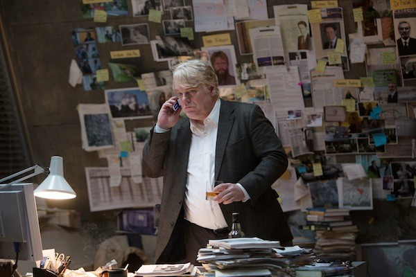 Philip Seymour Hoffman in A Most Wanted Man - LIONSGATE