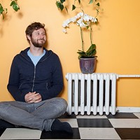 Canadian Dan Mangan's music takes an award-winning shift