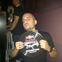DJ Forge wins 2011 Red Bull Thre3style DJ competition