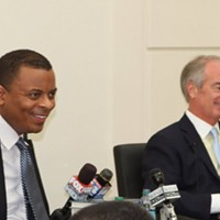 The dish on Foxx and Rogers' DNC convo