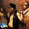 Photo shoot: Halloween-inspired recycled fashion