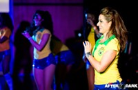 Photos: A Night in Rio at Grady Cole Center, 2/22/2014