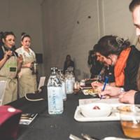 Photos: Iron Fork at Silver Hammer Studios, 3/19/2014