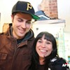 Photos: <em>Rippin Art Show</em> at Black Sheep Skate Shop, 4/18/2014