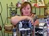 <p>Phyllis Smith, Village Emporium</p>