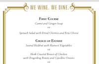 The Capital Grille introduces new prix fixe dinner