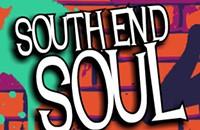 Sidewalk sale at South End Soul