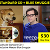Latest Snuggie partners with Weezer