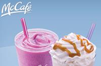Get $1 off a McCafé smoothie or frappé
