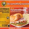 BOGO sandwiches at Einstein Bros Bagels