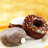 New items at Dunkin' Donuts