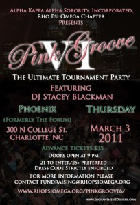 Pink Groove 6
