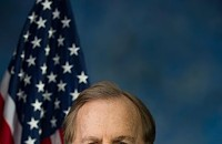 Pittenger helps food drive - after voting to slash food stamps