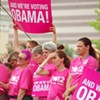 Planned Parenthood rally encourages support for Obama