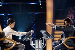 FOX SEARCHLIGHT - PLAYING THE OSCAR GAME: Slumdog Millionaire stands poised to win several major awards at this year's Academy Award ceremony.