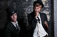 New York Dolls continue to strut their stuff after four decades
