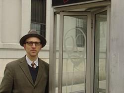 Playwright Peter Ackerman