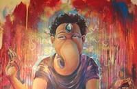 Art review: John Hairston Jr's <em>Here's What's Left ...</em>