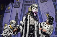 Theater review: <em>101 Dalmatians</em> and <em>Fuddy Meers</em>