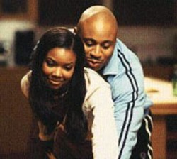 FOCUS FEATURES - POOLING THEIR RESOURCES Gabrielle Union and - LL Cool J get close in Deliver Us From Eva