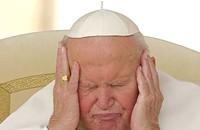 Saint John Paul II? Just say no.