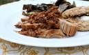 Crockpot Arsenal: Pork Tenderloin with Chunky Pear Sauce