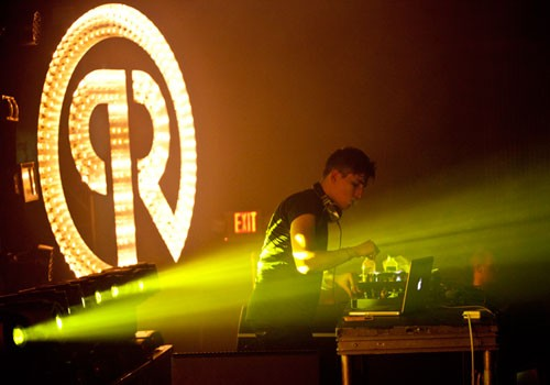 Porter Robinson is only 20 years old, but the Chapel Hill-based DJ is quickly selling out clubs around the country, including the Neighborhood Theatre on June 26, 2012.