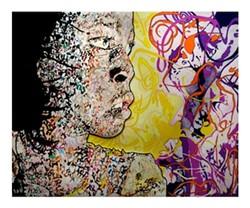 """""""Portrait of a Girl"""" By Ivan Peña"""