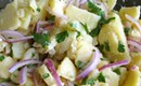 Oil and Vinegar Potato Salad