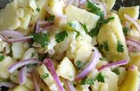 Oil and Vinegar Potato Salad