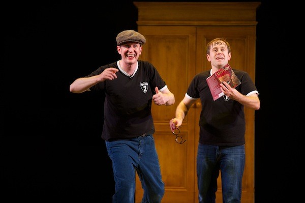 Potted Potter — The Unauthorized Potter Experience (Photo: Brian Friedman)