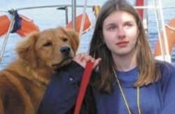 JOHN SUGG - Precious Amy and Wonderdog Shiloh