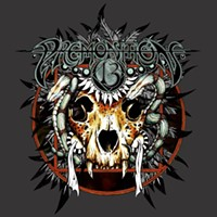 Premonition 13's dark, stoner metal - Tonight @ The Tremont