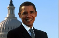 Obama and Hillary 'most admired'