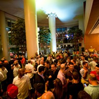 Pride's Takeover Friday at the Westin