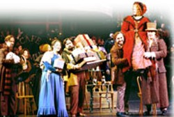ROGER MASTROIANNI; CLEVELAND OPERA - Puccini's La Bohéme opens at Belk - Theater on Thursday
