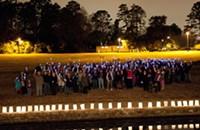 PurpleLight Vigil for Hope draws crowd to Freedom Park