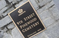 Question the Queen City: Pinewood Cemetery