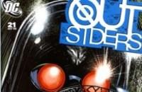 Quickie comic review: <em>Outsiders</em> No. 21